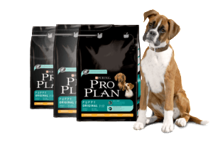 PURINA Pro Plan puppy product