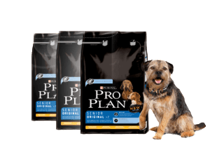 PURINA Pro Plan senior product